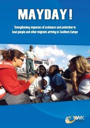 ICMC Europe: MAYDAY! Strengthening responses of assistance ...