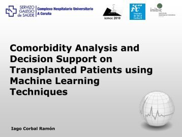 Comorbidity Analysis and Decision Support on ... - ICMCC