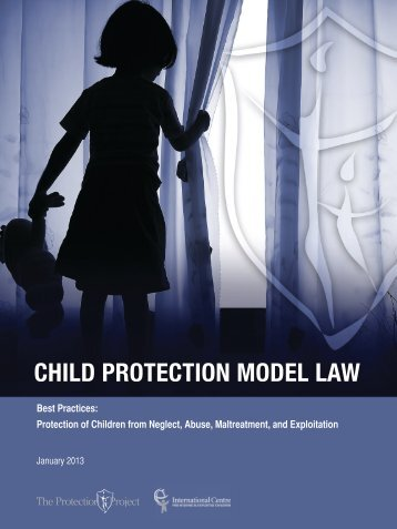 Child Protection Model Law: Best Practices - The Protection Project