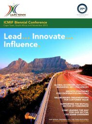 Conference Brochure - icmif
