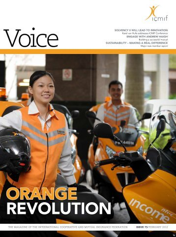 Voice - International Cooperative and Mutual Insurance Federation