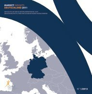 market insights deutschland 2011 no 5/2013 - International ...