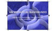 un vistazo al nanomundo - Consejo Superior de Investigaciones ...