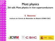 5th talk. Mott physics in iron superconductors
