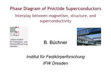 Phase diagram of pnictide superconductors