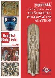 Rote Liste Ägypten - ICOM