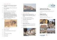 ICOM Europe Tour 08 Program
