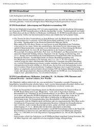 Mitteilungen 1998/1 - ICOM Deutschland