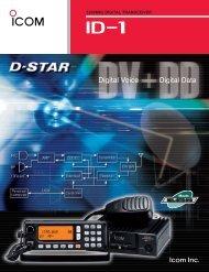 Brochure - ICOM Canada