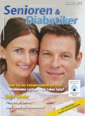 Senioren & Diabetiker - Emag AG