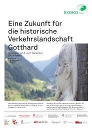 Programm - ICOMOS Schweiz