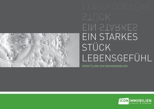 Info-Broschüre (PDF) - Icon Immobilien