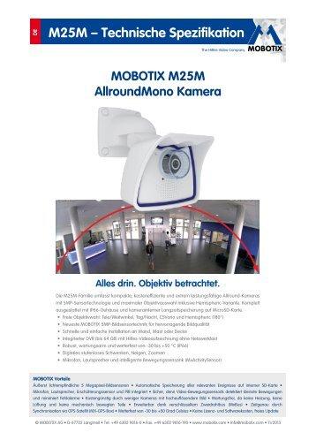 Datenblatt MX-M25 - Rotronic Shop