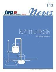 ISPA News 2013/01
