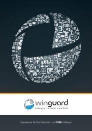 Organisieren Sie Ihre Sicherheit – mit PSIM+ Software