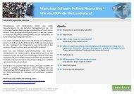 Agenda - Controlware GmbH