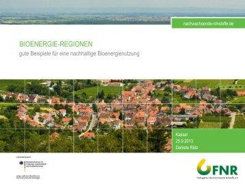 """Daniela Rätz - 5. Kongress """"100% Erneuerbare-Energie-Regionen"""""""