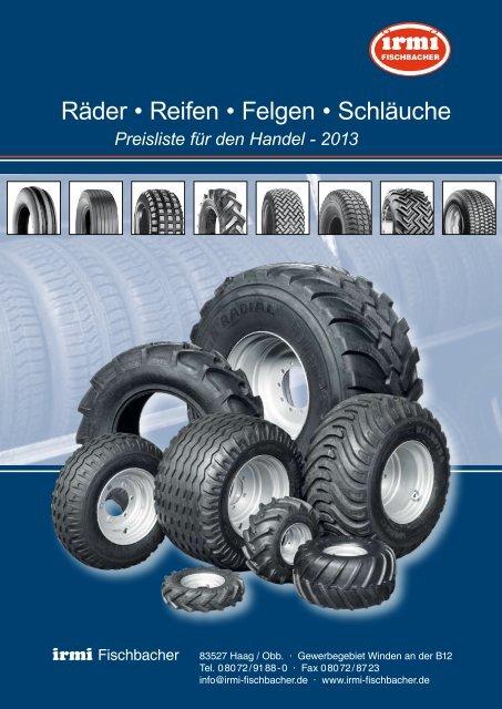 Heuwender Reifen /& Schlauch 4.00-4  4,00-4 4PR 3 Rillen
