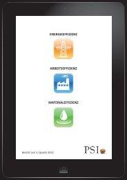 Q3-Bericht 2013 - PSI AG