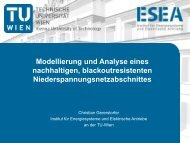 Simulationsmodell Biogasanlage - EEG