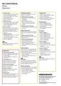 ND 1200 R Radial - Heidenhain.de - Page 4