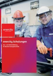 Schulungsprogramm zum Download (PDF, 580.4 KB) - Enercity