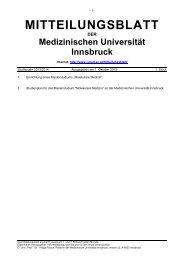 1. Stück - Ausgegeben am 01.10.2013 - Medizinische Universität ...