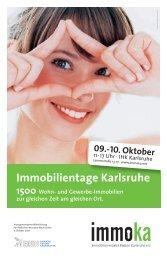 Immobilientage Karlsruhe - Badische Neueste Nachrichten
