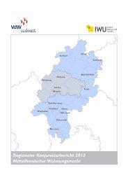 Wohnungsmarktbericht Mittelhessen 2013 - Institut Wohnen und ...