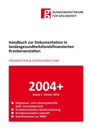 handbuch organisation und datenverwaltung 2014