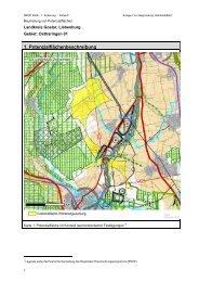 1. Potenzialflächenbeschreibung - Zweckverband Grossraum ...
