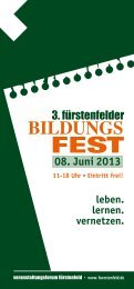 bildungs - Brucker Forum eV