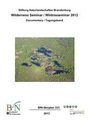 BfN -Skripten 333, 2013 - Bundesamt für Naturschutz