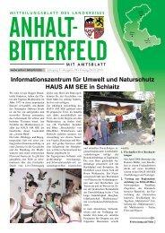 Informationszentrum für Umwelt und Naturschutz HAUS AM SEE in ...