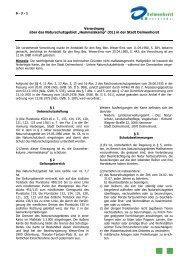 """Verordnung über das Naturschutzgebiet """"Hemmelskamp"""" (OL) in ..."""