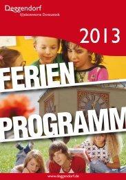 Ferienprogramm - Deggendorf