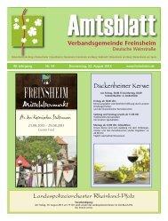 Mittelaltermarkt - Urlaubsregion Freinsheim