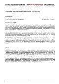 Verkaufsdokumentation Belvair, App. 3, 30.07.13 - Residenza Belvair - Seite 2