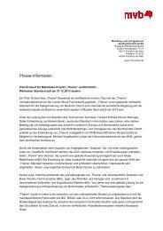 """Pilot-Entwurf für Metadaten-Projekt """"Thema"""" veröffentlicht - VLB"""