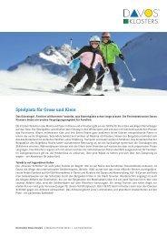 Spielplatz für Gross und Klein (PDF 246KB) - Davos