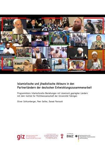 Islamistische und jihadistische Akteure in den Partnerländern ... - GIZ
