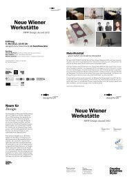 Neue Wiener Werkstätte Neue Wiener Werkstätte