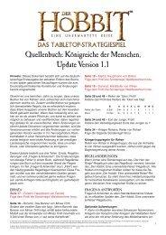 Quellenbuch: Königreiche der Menschen ... - Games Workshop