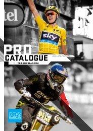 PRO Bike Catalogue 2014