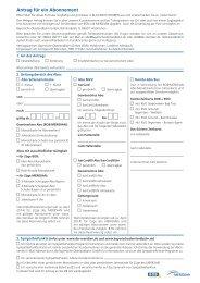 Abo Antrag BOB (für Abos ab dem 15.12.2013) - Bayerische ...