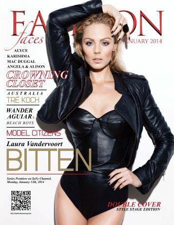 Fashion Faces January 2014