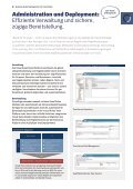 Visual Rules - Bosch Software Innovations - Seite 6