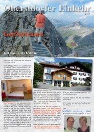GottVertrauen - Christliches Freizeitheim Gästehaus Krebs