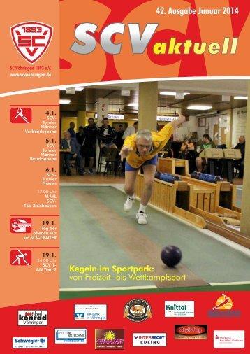 SCV aktuell 2013 11 Gesamt.cdr - Sport Club Vöhringen 1893 e. V.