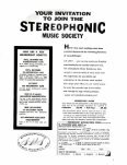 SPECIAL ISSUE: STEREO 3-D SOUND - AmericanRadioHistory.Com - Page 7